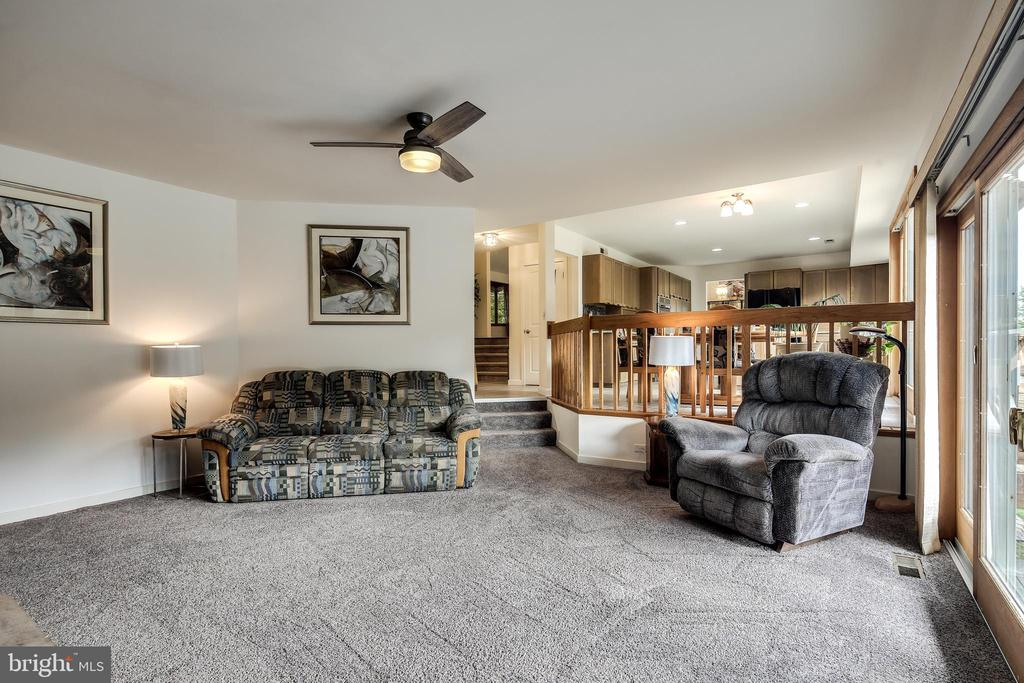 FAMILY ROOM - 17532 COUNTRY VIEW WAY, MOUNT AIRY