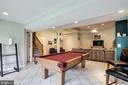 GAME ROOM - 17532 COUNTRY VIEW WAY, MOUNT AIRY