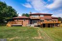REAR - 17532 COUNTRY VIEW WAY, MOUNT AIRY