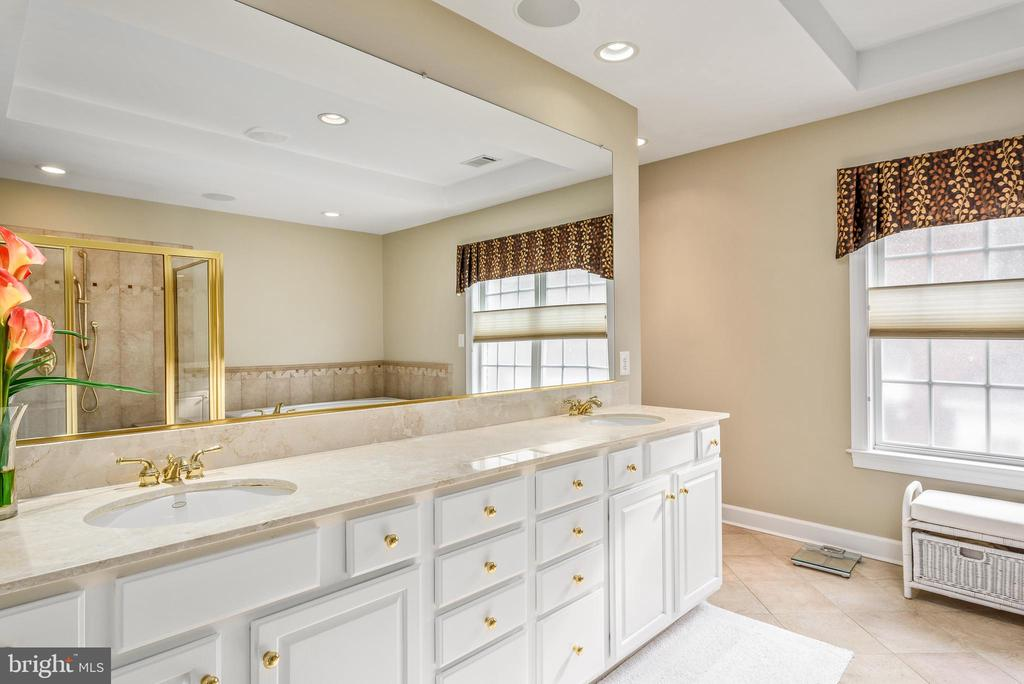 Master bath - 18215 CYPRESS POINT TER, LEESBURG