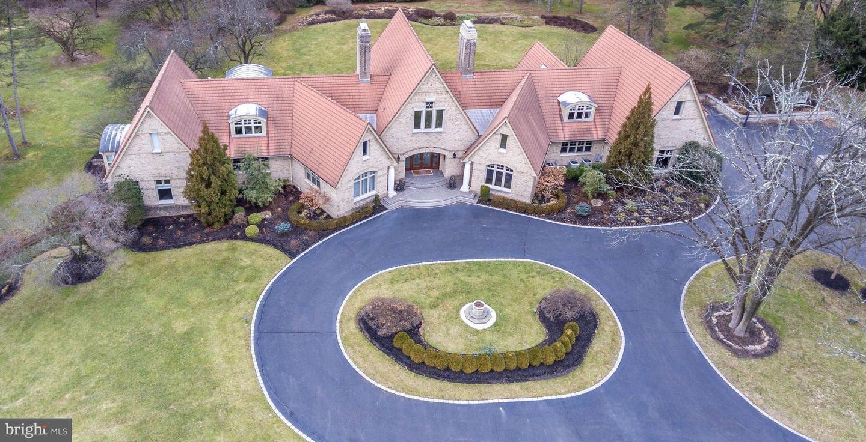 Single Family Homes per Vendita alle ore Fort Washington, Pensilvania 19034 Stati Uniti