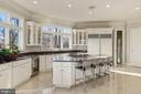 Gourmet Kitchen - All new Appliances - 703 POTOMAC KNOLLS DR, MCLEAN