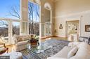 2-story Great Room - 703 POTOMAC KNOLLS DR, MCLEAN