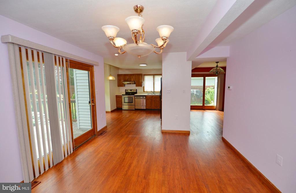 Family Room View 2 - 408 BEAUREGARD, CHARLES TOWN