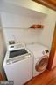Main Level Laundry Room - 408 BEAUREGARD, CHARLES TOWN