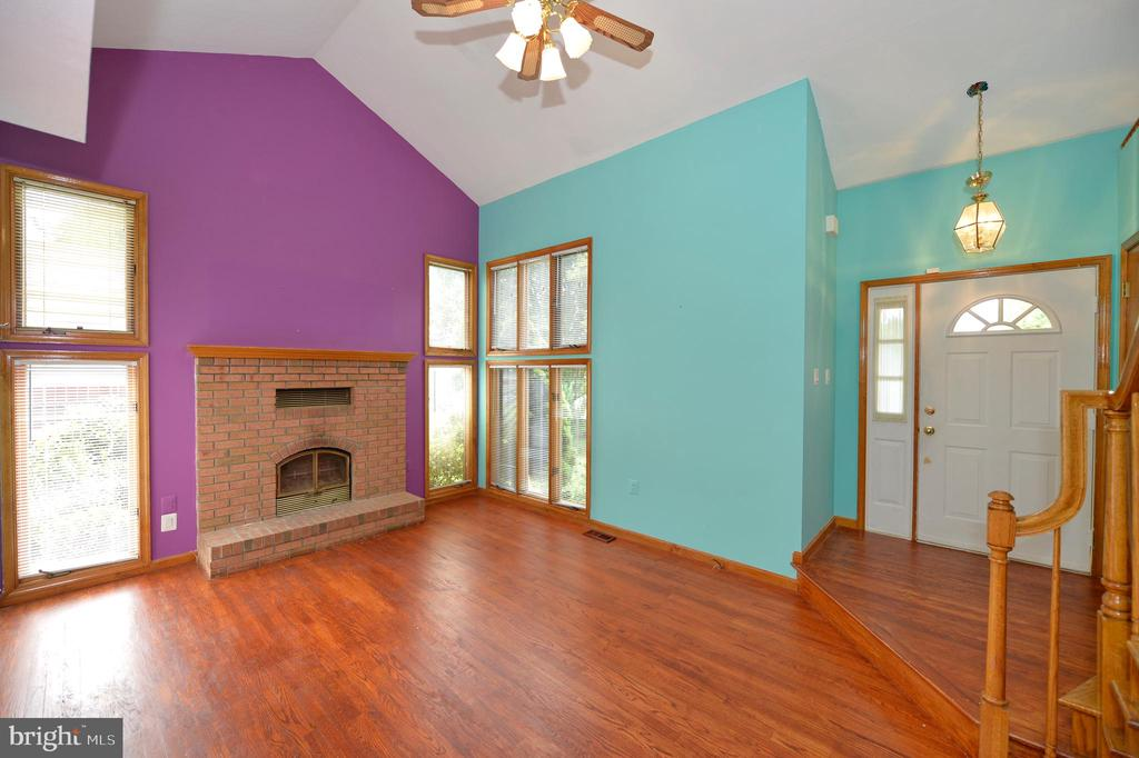 Formal Living Room to Foyer - 408 BEAUREGARD, CHARLES TOWN