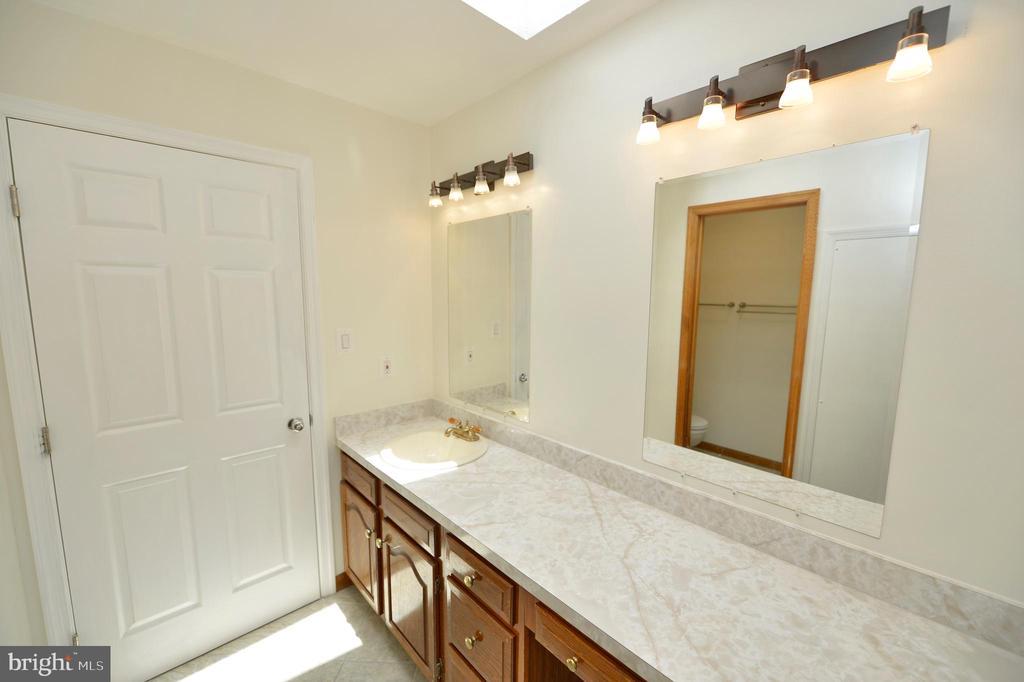 Master Bathroom with Skylights - 408 BEAUREGARD, CHARLES TOWN