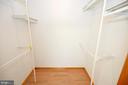 Master Bedroom Walk-in Closet - 408 BEAUREGARD, CHARLES TOWN
