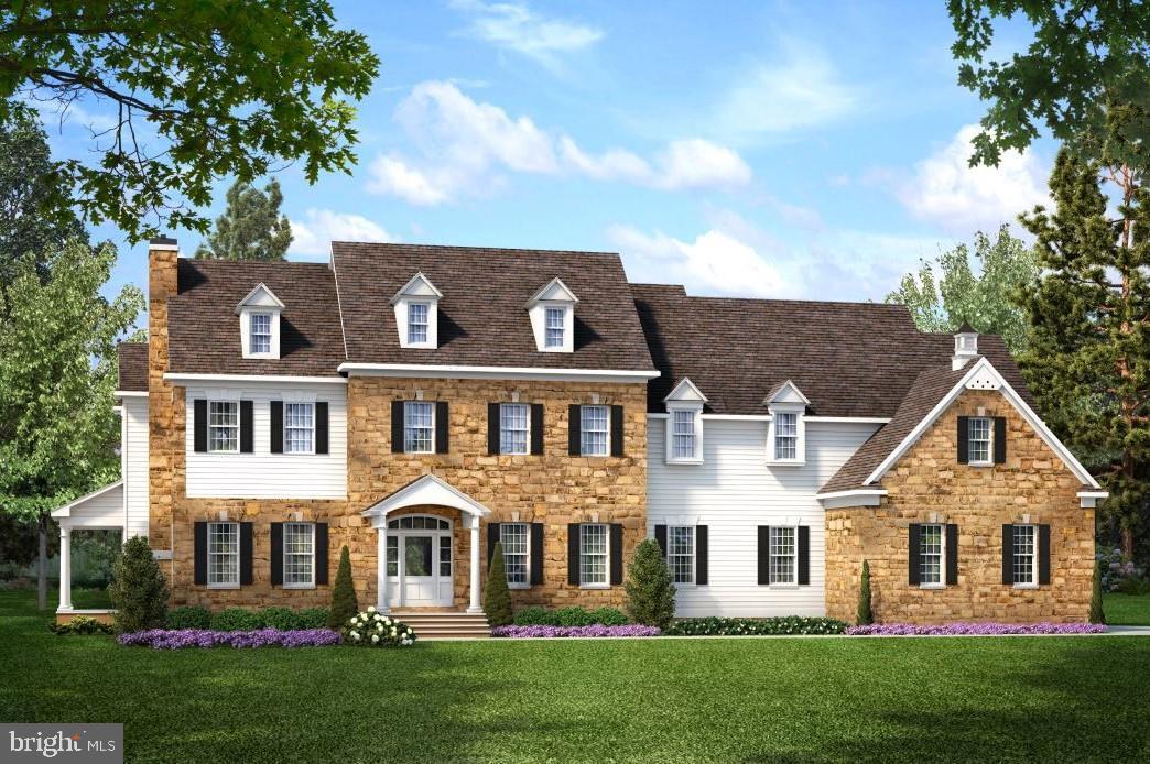 Single Family Homes per Vendita alle ore Newtown, Pensilvania 18940 Stati Uniti