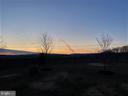Beautiful mountain sunsets - 429 AUTUMN CHASE CT, PURCELLVILLE