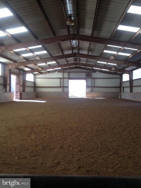 Interior of Stables/Ring - 2459 HARPOON DR, STAFFORD