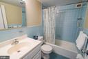 Bathroom - 2939 VAN NESS ST NW #530, WASHINGTON