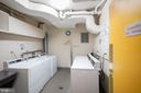 Laundry area on each floor - 2939 VAN NESS ST NW #530, WASHINGTON
