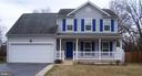 ATTRACTIVE COLONIAL IN SOUTH STAFFORD - 102 PHILLIPS ST, FREDERICKSBURG