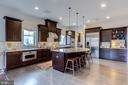Create a feast in your chef's kitchen! - 23734 HEATHER MEWS DR, ASHBURN