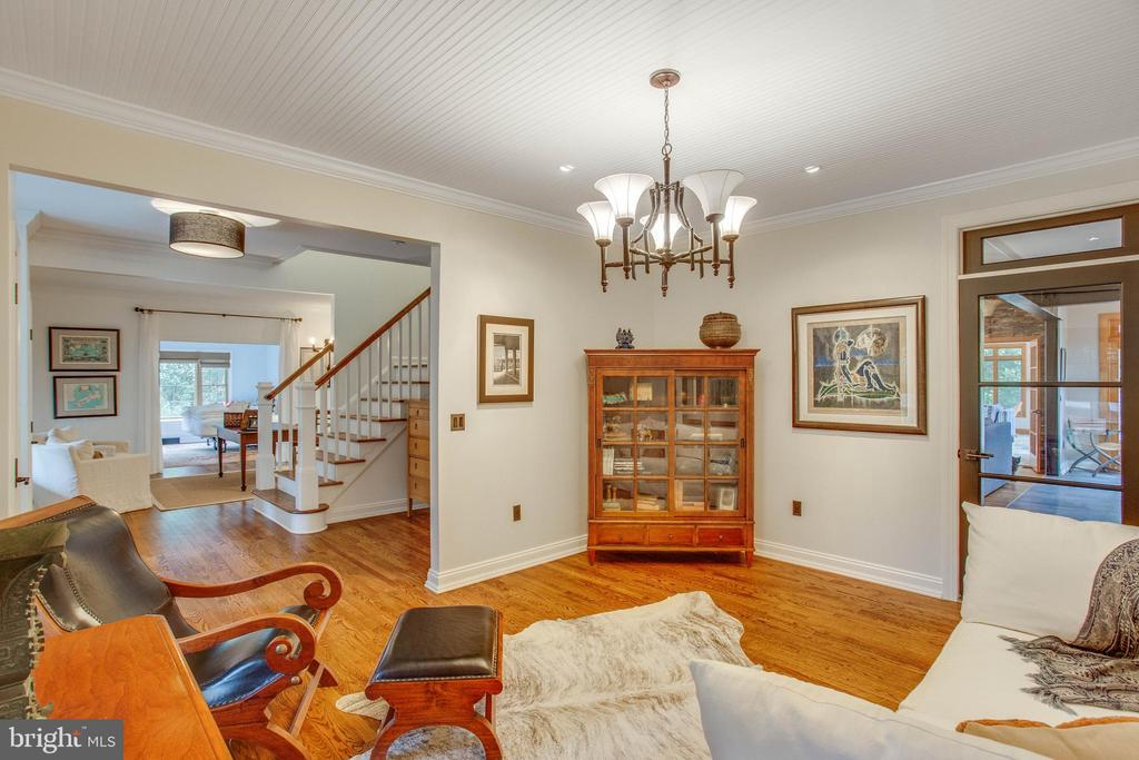 And every space pristine and refined. - 12060 ROSE HALL DR, CLIFTON
