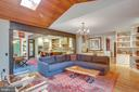 As do the striking touches-notice the built-ins... - 12060 ROSE HALL DR, CLIFTON