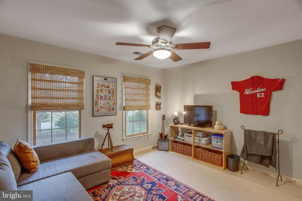 This is bedroom #2. - 12060 ROSE HALL DR, CLIFTON