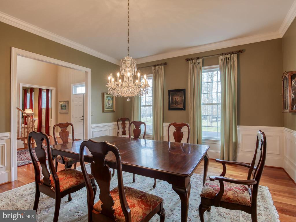 Dining Room - 641 STONYMEADE DR, WINCHESTER