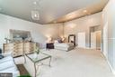 Adjacent walk in closet with custom built ins - 18212 CYPRESS POINT TER, LEESBURG