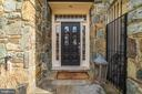 Beautiful high end stonework - 18212 CYPRESS POINT TER, LEESBURG