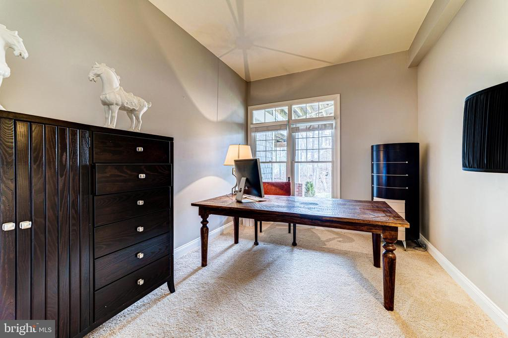 Spacious room for office or guest room - 18212 CYPRESS POINT TER, LEESBURG