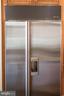Sub-Zero refrigerator - 18212 CYPRESS POINT TER, LEESBURG