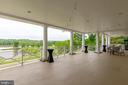Venue space with breathtaking views - 18212 CYPRESS POINT TER, LEESBURG
