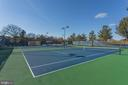 Love-Love the tennis courts! - 18212 CYPRESS POINT TER, LEESBURG