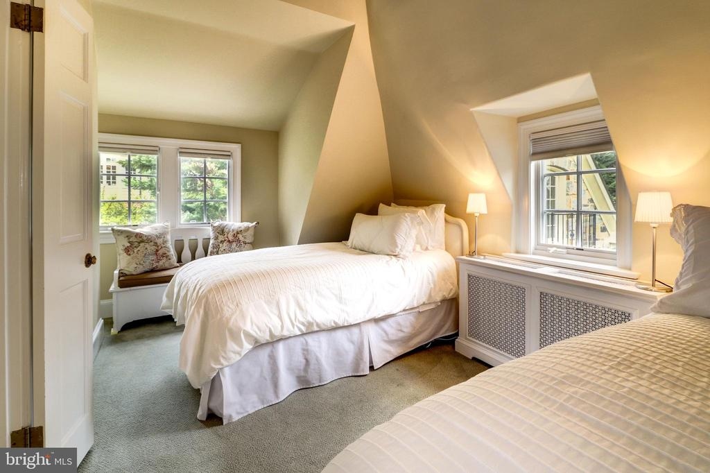 Fourth Bedroom - 6412 ELMWOOD RD, CHEVY CHASE