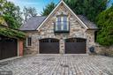 Carriage House/Garage - 6412 ELMWOOD RD, CHEVY CHASE