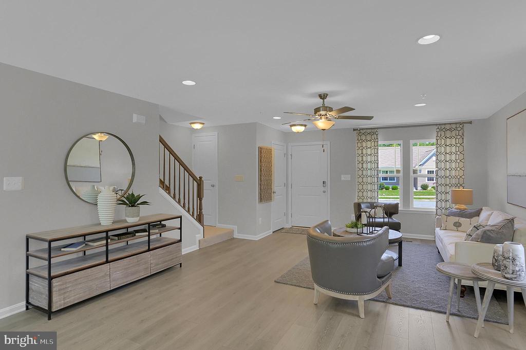 Living room - 215 PHILADELPHIA RD, JOPPA
