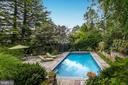 Swimming Pool - 6412 ELMWOOD RD, CHEVY CHASE