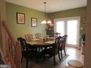 Dining Room - 43451 PARISH ST, CHANTILLY