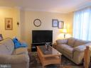 Living Room - 43451 PARISH ST, CHANTILLY