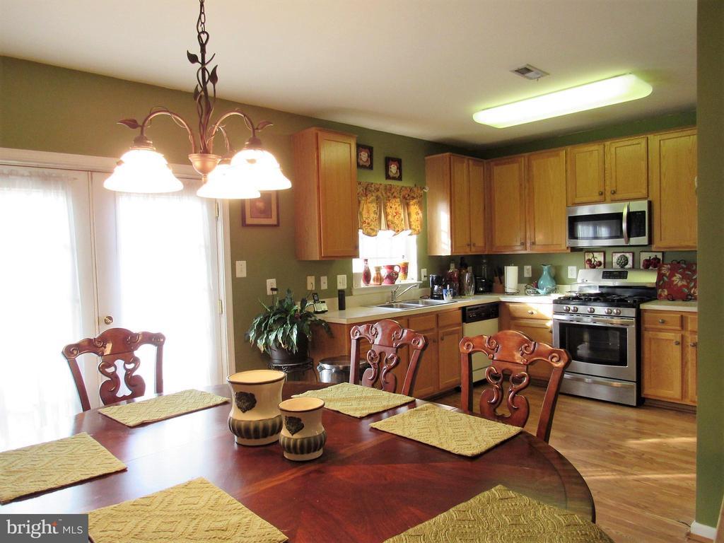 Dining/Kitchen - 43451 PARISH ST, CHANTILLY