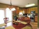 Dining/Kitchen - 43451 PARISH ST, CHANTILLY