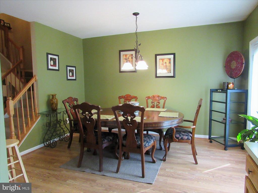 Dining Room - 43451 PARISH ST, CHANTILLY