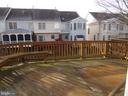 Deck - 43451 PARISH ST, CHANTILLY