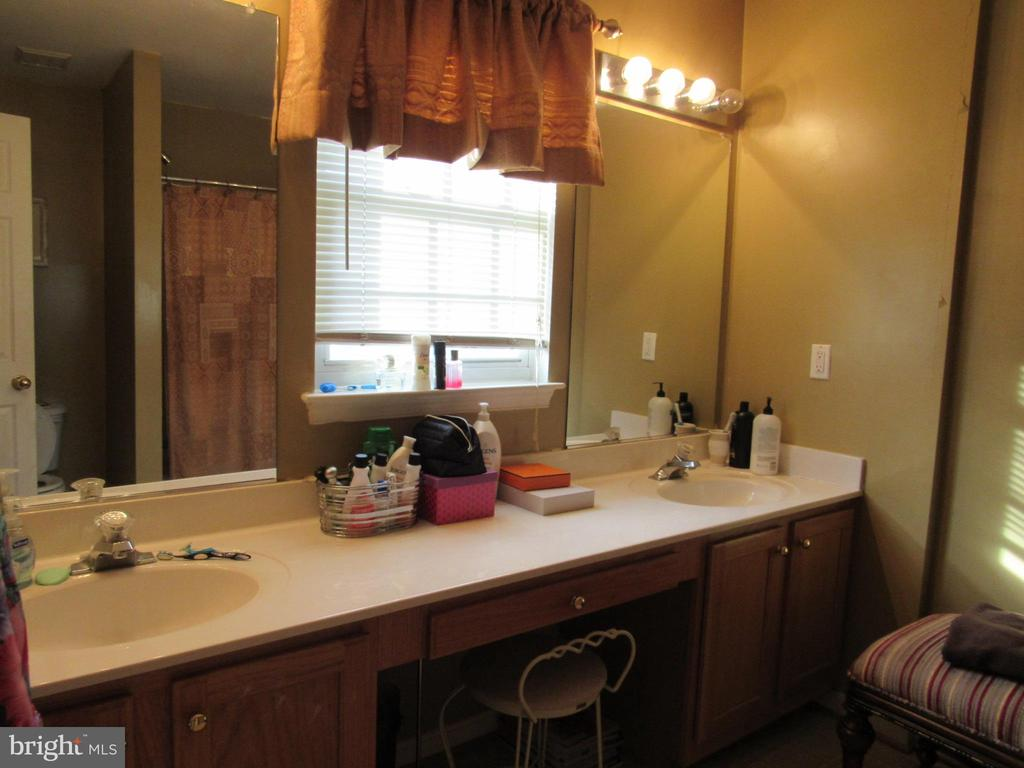 Master Bath - 43451 PARISH ST, CHANTILLY