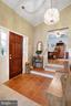 Foyer Entry - 45550 LAKESIDE DR, STERLING