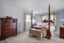 Spacious Master Bedroom - 45550 LAKESIDE DR, STERLING