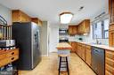 Stainless Steel Appliances - 45550 LAKESIDE DR, STERLING