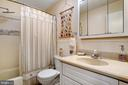 Remodeled Bath - 45550 LAKESIDE DR, STERLING