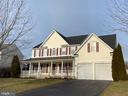 Quiet cul-de-sac location backing to open space - 429 AUTUMN CHASE CT, PURCELLVILLE