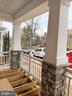 Front Porch is Progressing - 812 WEEDON ST, FREDERICKSBURG