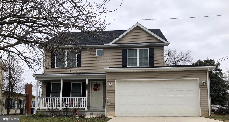 Single Family Homes pour l Vente à Kenton, Delaware 19955 États-Unis