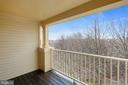 Beautiful and serene view. - 11824 ETON MANOR DR #302, GERMANTOWN