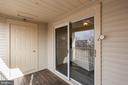 Be ready to be amazed.  Woods ahead! - 11824 ETON MANOR DR #302, GERMANTOWN