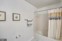 Master Bathroom. New ceramic flooring. Not showing - 11824 ETON MANOR DR #302, GERMANTOWN